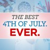 The Best Fourth of July. Ever.