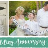 Thoughtful Wedding Anniversary Ideas