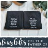 5 Fabulous Gifts for the Father of the Bride