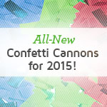 All-New Confetti for 2015!