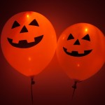 Halloween LED Balloons