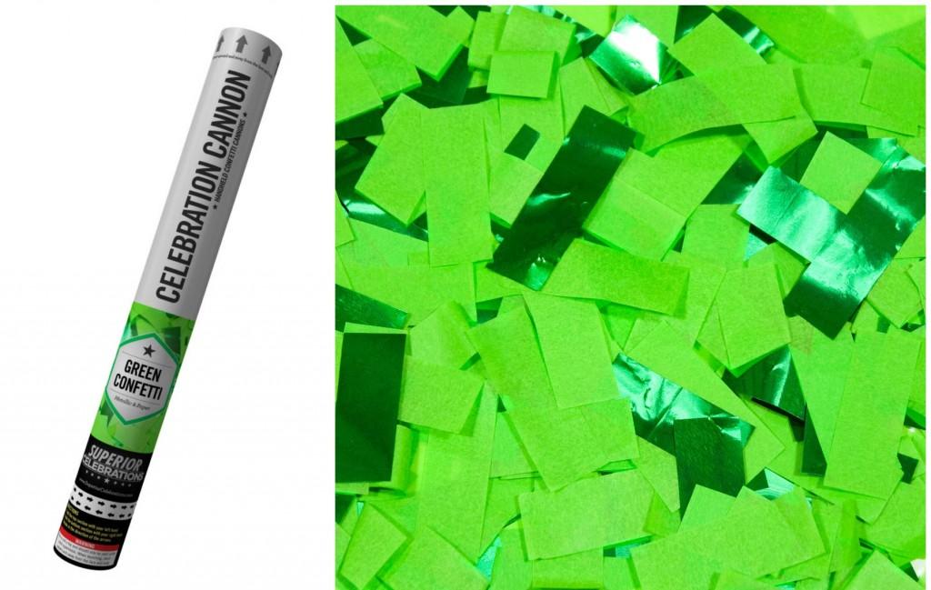 St. Patrick's Day Green Confetti