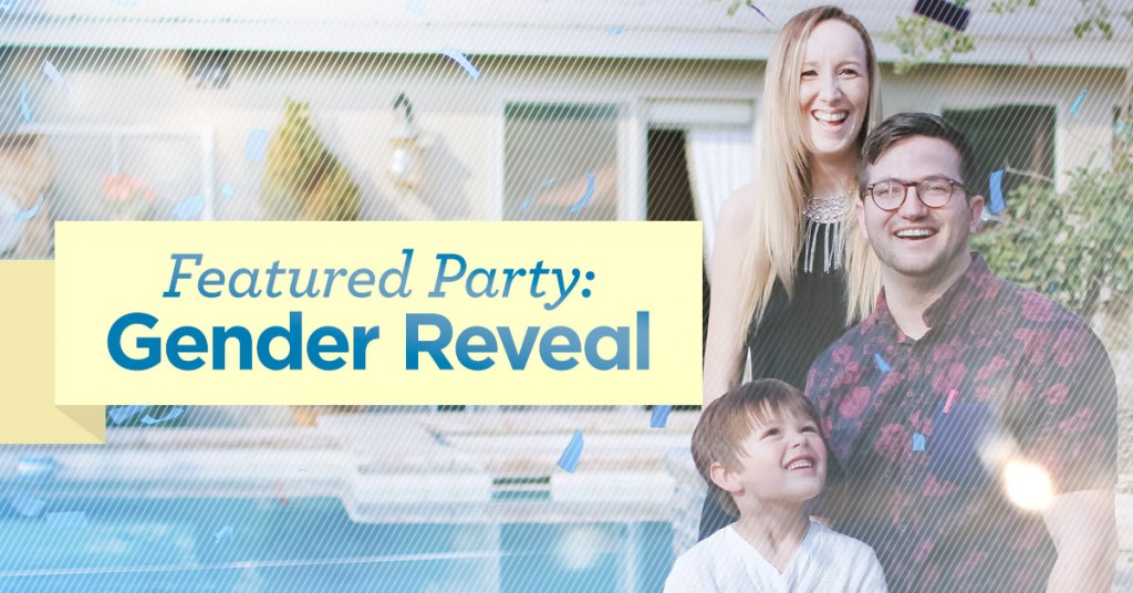 Featured Gender Reveal