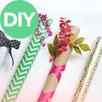 DIY: Decorative Confetti Cannons