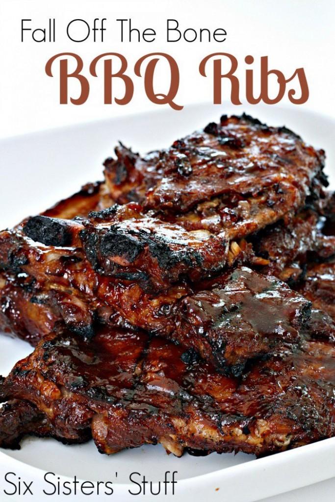 Beef ribs for a totally epic July 4th!