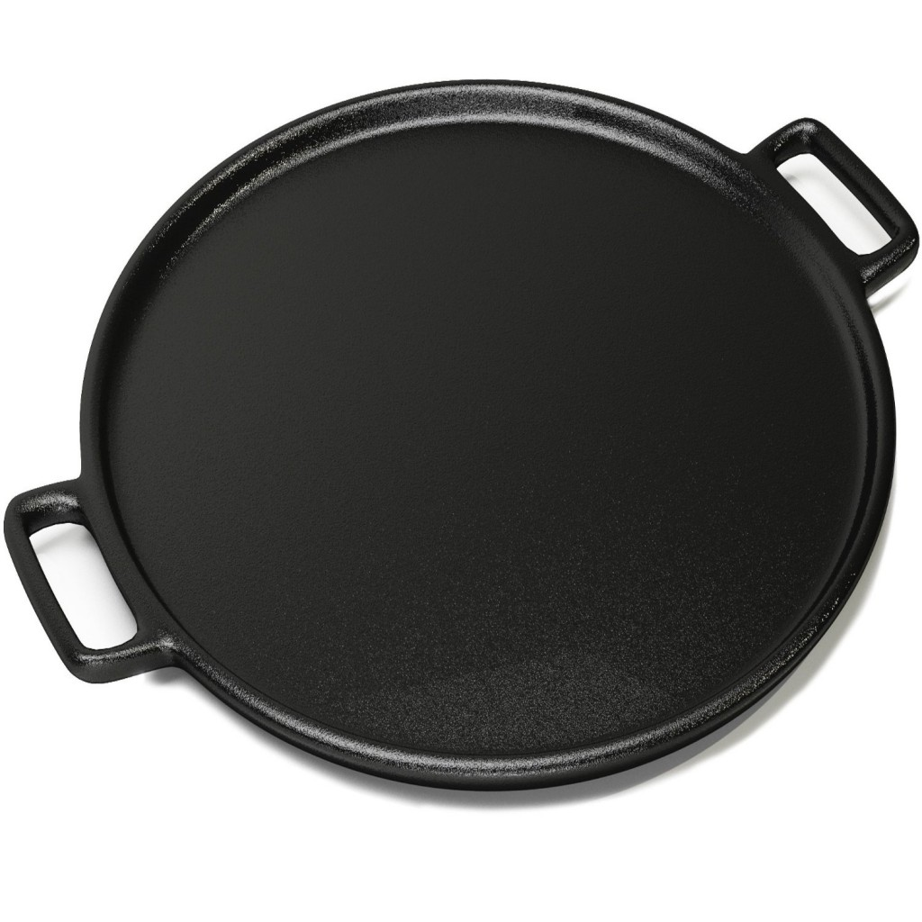 Father's Day gifts for the culinary enthusiast: Cast Iron Pizza Pan