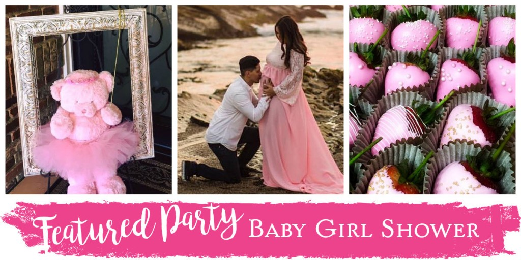 Featured Party: Baby Girl Shower