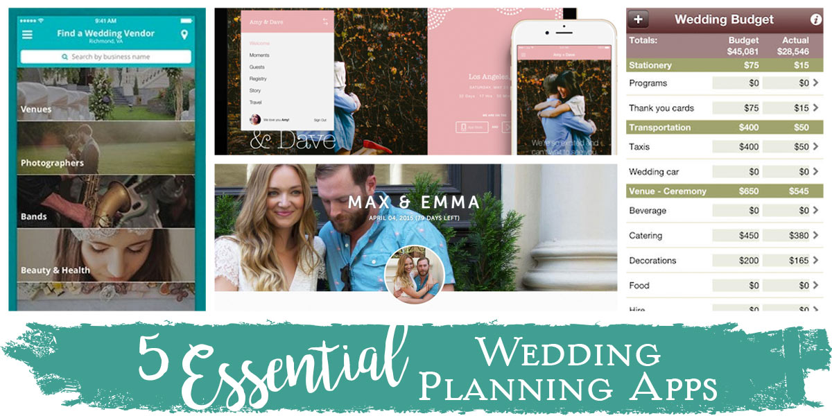 wedding planning blogs