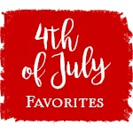 Favorite 4th of July Products