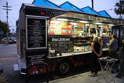From Find LA Food Trucks