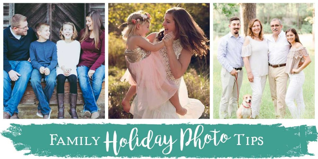 Family Holiday Photo Tips