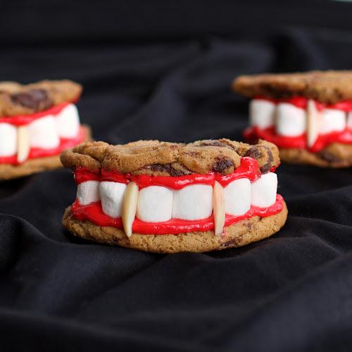 dracula-dentures-set