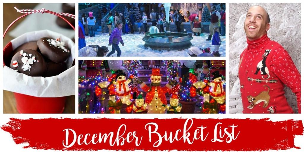 December Bucket List