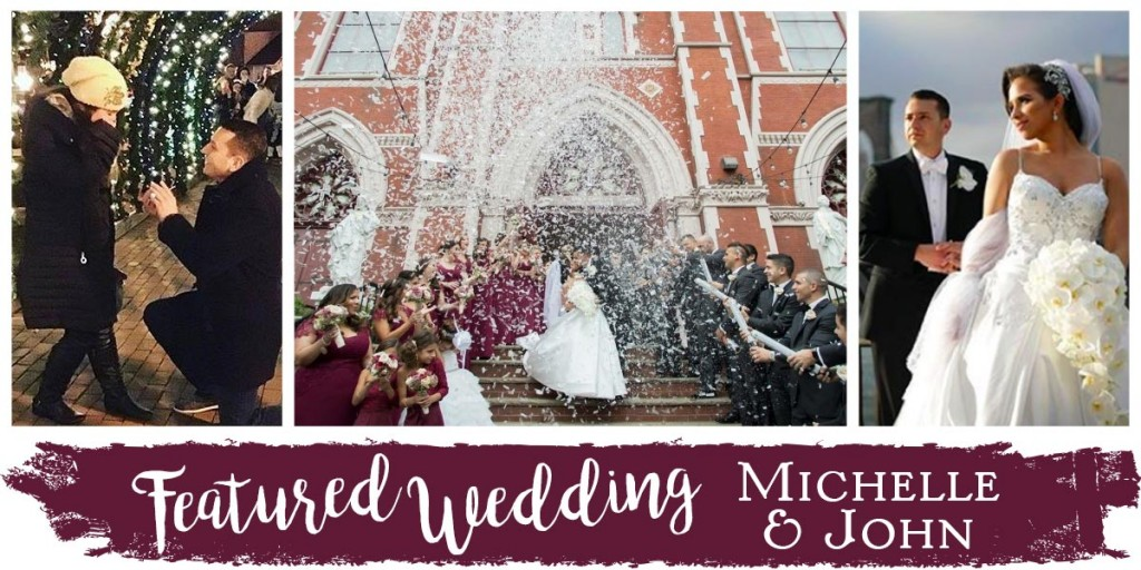 Featured Wedding: Michelle & John