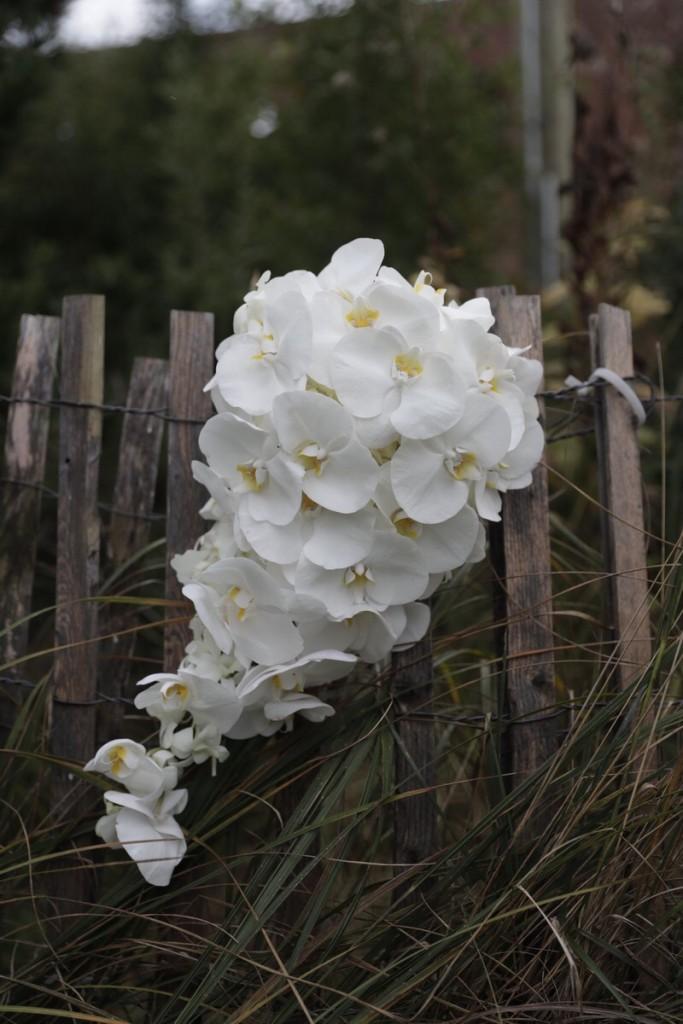 Bridal Bouquet by Pedestals