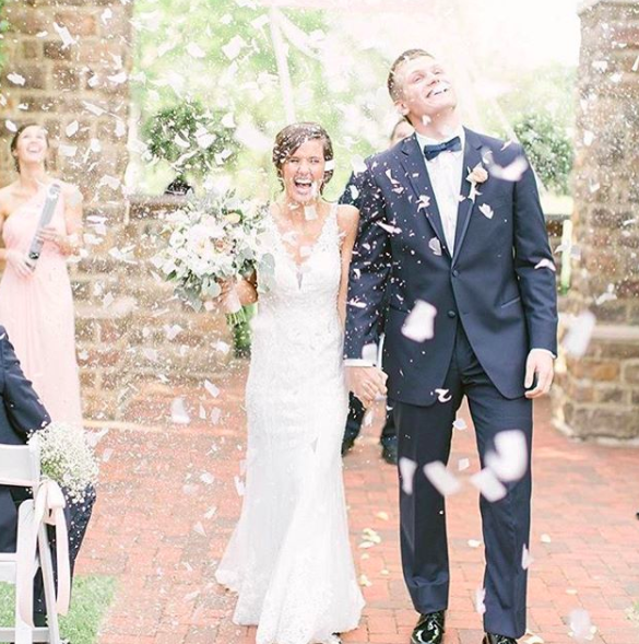 Captured by Leigh Elizabeth, surprise coordinated by Auburn and Ivory Creative