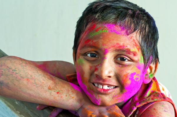 Holi Activities for Kids