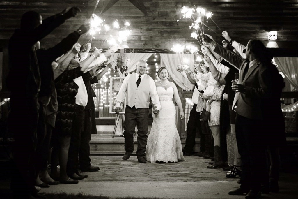 "20"" Sparklers captured by Emily Powell Photography"