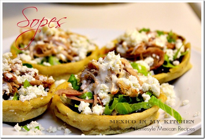 Photo and recipe by Mexico in My Kitchen