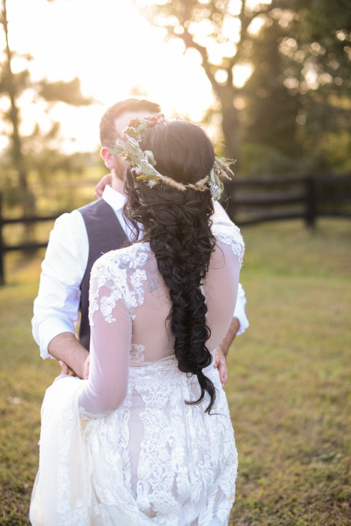 Featured Wedding: Sabrina and Corey