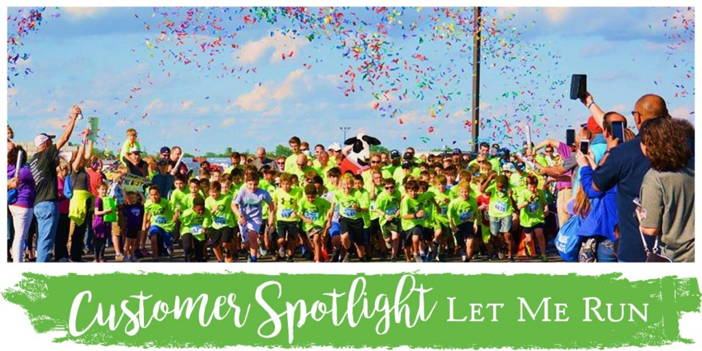 Customer Spotlight: Let Me Run