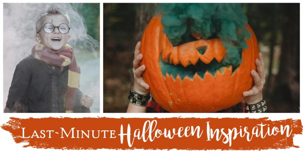 Last-Minute Halloween Inspiration