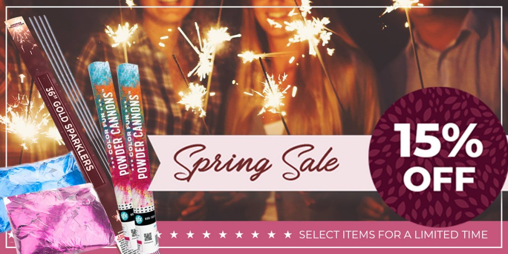 Superior Celebrations Spring Sale