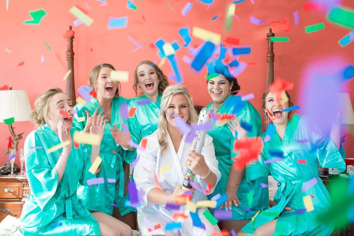 Color Powder Gender Reveal >> Confetti Cannon – Superior Celebrations