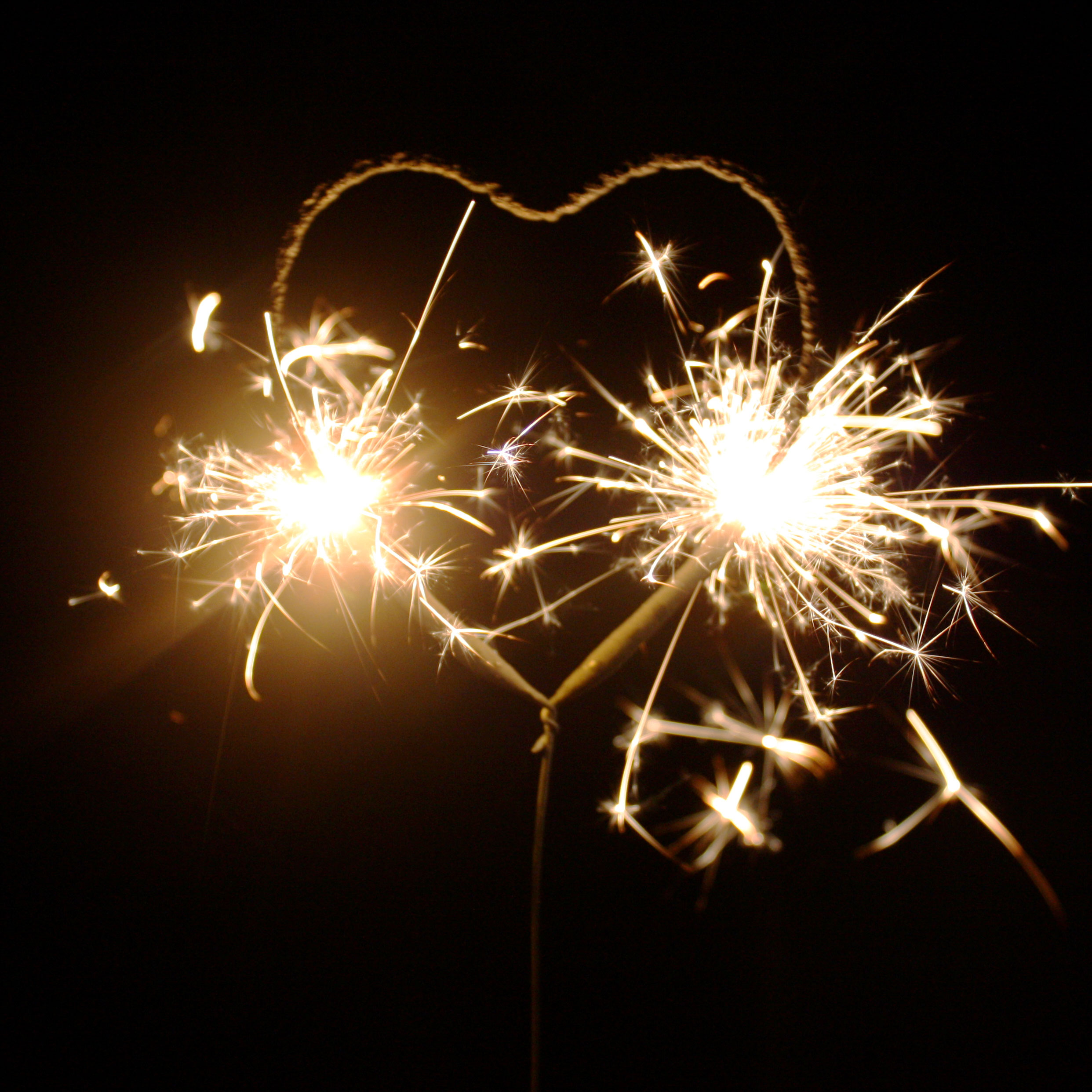 New Product - Heart Sparklers! - Superior Fireworks
