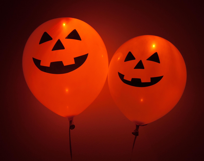 Color Powder Gender Reveal >> Halloween LED Balloons – Superior Celebrations